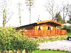 Bluebell Lodge Self Catering Log Cabin.