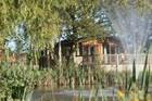 Fountain Lake Lodge 3 bedroomed Holiday Log Cabin in York