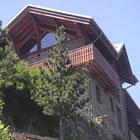 Villa Les Arcs France: Luxury Summer Villa Large Villa in Alps